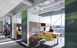 Hub Group's Oak Brook Office Featured in Achitect Magazine