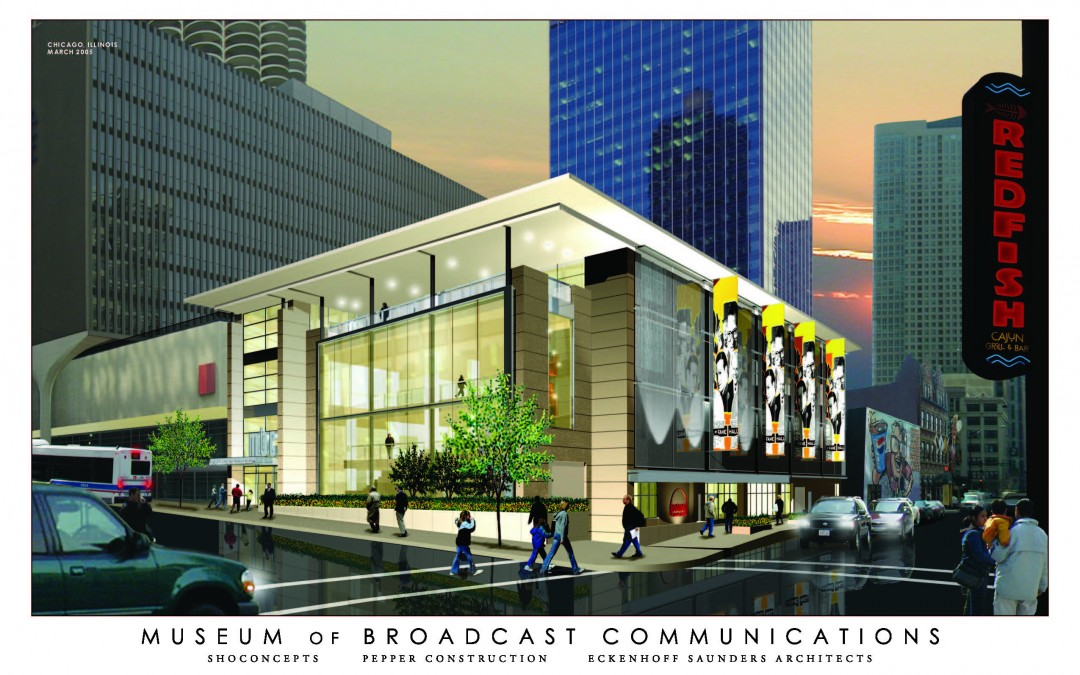Museum of Broadcast Communications – Chicago, IL